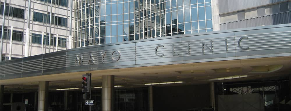 Photo of The Mayo Clinic